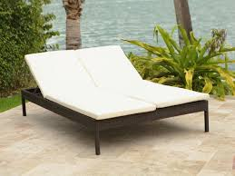 source outdoor manhattan double wicker chaise lounge add wishlist source outdoor manhattan double