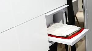 Panasonic presents a <b>washing machine</b> that <b>folds</b> your clothes and ...