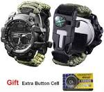 6-in-1 Top Brand Men Sports Watches Dual Display ... - Amazon.com