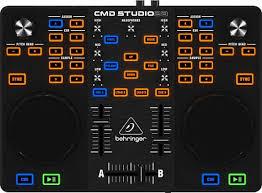 Купить <b>DJ КОНТРОЛЛЕР BEHRINGER CMD</b> STUDIO 2A с ...