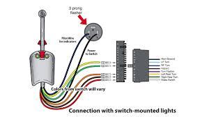 <b>Universal</b> Bolt On <b>Turn Signal</b> Switch Wiring - YouTube