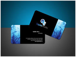 imaginative business card designs page  liquidworks business card