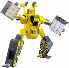 <b>Робот</b>-<b>трансформер HAPPY</b> KID M.A.R.S. Converters Earthmover ...