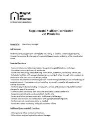 jobs krvc staffing coordinator page 1