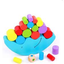 Colorful <b>Kids</b> Toys 2015 <b>Moon</b> Balance <b>Wooden Toys</b> Teaching And ...
