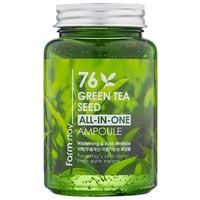 Farmstay <b>All</b>-In-One Green Tea Seed Ampoule <b>Сыворотка для</b> ...