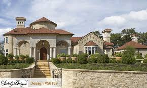 Luxury House  amp  Home Floor Plans  amp  Home Designs   Design Basics and    Featured Luxury Houseplans