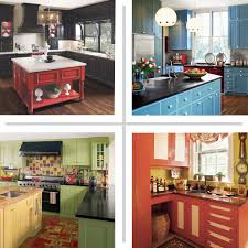 Kitchens Colors Kitchen Stunning Kitchen Cabinet Painting Ideas With Grey Colors