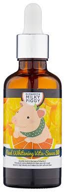 Elizavecca Milky Piggy <b>Real</b> White Vita-Sauce 30 <b>Сыворотка для</b> ...