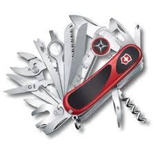 «<b>Нож перочинный Victorinox EvoGrip</b> S54 (2.5393.SC) 85мм ...