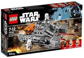 <b>LEGO Star Wars</b> Imperial Assault Hovertank <b>75152</b> Playset Toy ...