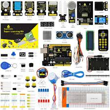 <b>Keyestudio Super Starter Kit</b> For Arduino <b>Education</b> With 32 Projects ...