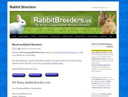 rabbits for in wyoming usa rabbit breeders rabbits for in wyoming