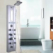 thermostatic brand bathroom: shower panel  shower panel
