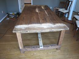 Free Dining Room Table Plans Dinning Room Gorgeous To Build Rustic Dining Table Plans Diy Pdf