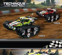<b>Technic RC</b> Tracked Race <b>Car</b> Building <b>Blocks</b> Electric Motor Power ...