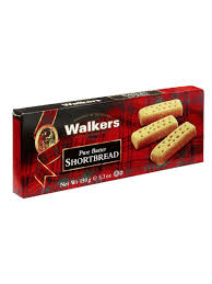 """<b>Печенье Walkers песочное</b> """"Пальчики"""" 150г (картон) 150 г ..."""
