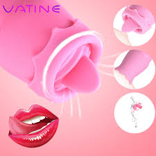 <b>VATINE</b> 11 Modes Tongue Vibrators Vibrator Adult Products <b>Oral</b> ...