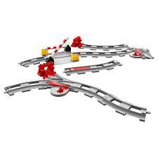 Купить <b>конструктор LEGO Duplo</b> Town <b>Рельсы</b> 10882 LEGO, цены ...