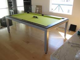 pool table dining tables: pool table combination table fusion pool combination dining