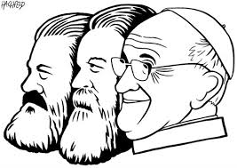Image result for vatican pope francis cartoon pic
