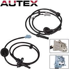 AUTEX 2PCS ABS Wheel Speed Sensor Front Left ... - Amazon.com