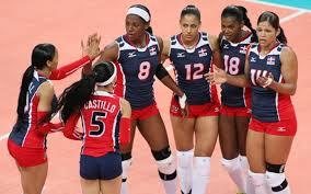Resultado de imagen para RD conquista su segunda victoria en Copa Panamericana de Voleibol