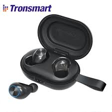 Tronsmart Spunky Beat <b>TWS Bluetooth 5.0</b> Earphone APTX ...