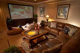 top six basement spaces from media rooms to home offices basement home office