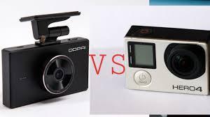 <b>Видеорегистратор DDPAI mola</b> Z5 VS GoPro hero 4 - YouTube
