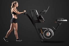 <b>Велотренажер</b> магнитный <b>NordicTrack Commercial VR21</b> черный ...