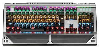 Купить <b>Клавиатура OKLICK 980G HUMMER</b>, черный в интернет ...
