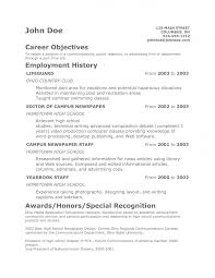 sample resume template for teenager resume sample information lifeguard resume template example for teenager employment history