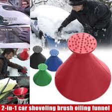 Magical <b>Car Windshield</b> Ices <b>Snow</b> Remover Scraper Tool <b>Portable</b> ...
