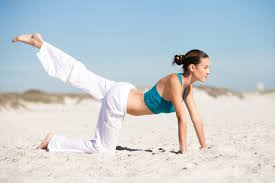 Image result for working out in the sun