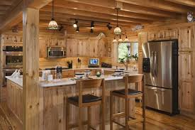 5 reasons to choose rustic cabin kitchens awesome kitchen design with log wooden kitchen cabinet awesome kitchen cabinet