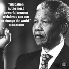 Nelson Mandela Quote | I couldn't have said it better myself ... via Relatably.com