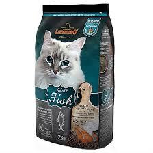 <b>Leonardo Adult Fish</b> сухой корм для взрослых кошек с рыбой ...