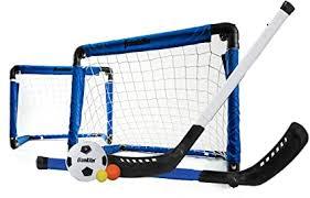 Franklin Sports Indoor Mini Goal Sports Set - 3 in 1 ... - Amazon.com