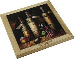 """Подставка под горячее <b>Gift'n'home</b> """"<b>Винтажные вина</b>"""", 49 х 20 см ..."""