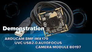 OEM <b>Cameras</b>: Arducam <b>IMX179</b> 8MP Autofocus <b>USB Camera</b> ...