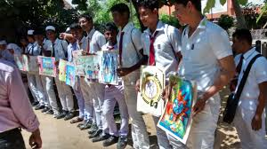 art essay competition ampara special needs network home art essay competition our core values
