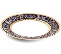 Купить <b>Набор тарелок</b> 27 см, 6 шт./уп., фарфор, декор <b>Prague</b> ...