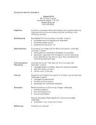 examples of functional resumes hybrid resume template accountant a functional resume resume resume templates functional