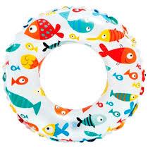 <b>Круг Intex Swim</b> Rings <b>надувной</b> 59230 в ассортименте купить с ...
