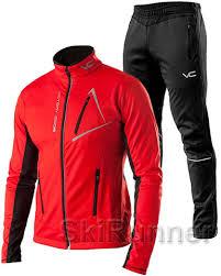 Утеплённый <b>лыжный</b> костюм 905 Victory Code Dynamic red ...