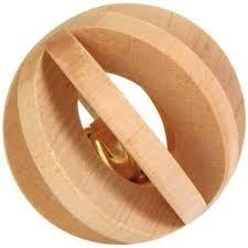 """Игрушка для грызунов <b>Trixie</b> """"<b>Шар</b> с колокольчиком"""", диаметр 6 ..."""