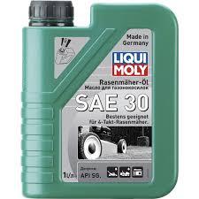 Купить <b>масло 4-х тактное</b> Liqui Moly Rasenmaher-Oil 30 1л в ...