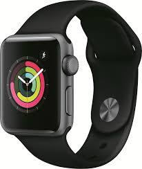 Купить <b>Смарт</b>-<b>часы APPLE Watch</b> Series 3 42мм, серый космос в ...