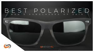 Best <b>Men's Polarized Sunglasses</b> of 2019 - YouTube